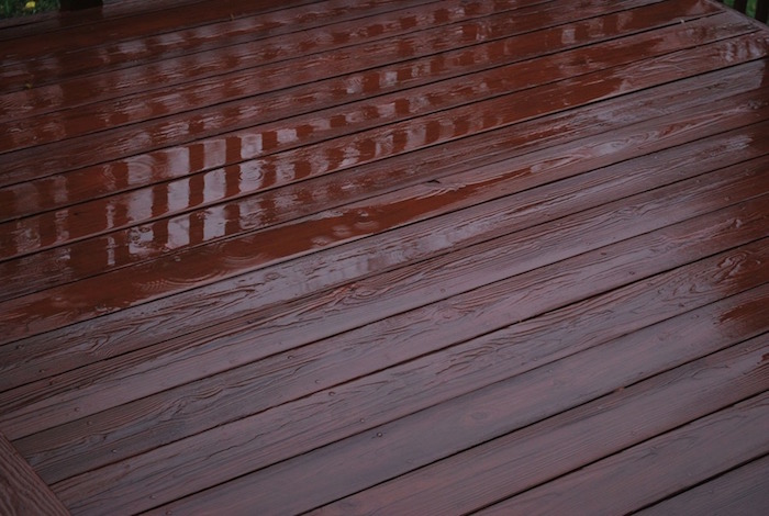 Deck Cleaning in Kerry and Limerick