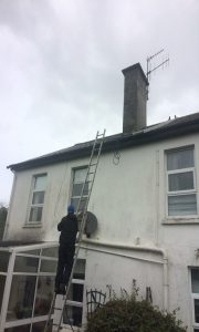 Wall Soft Washing in Kerry City