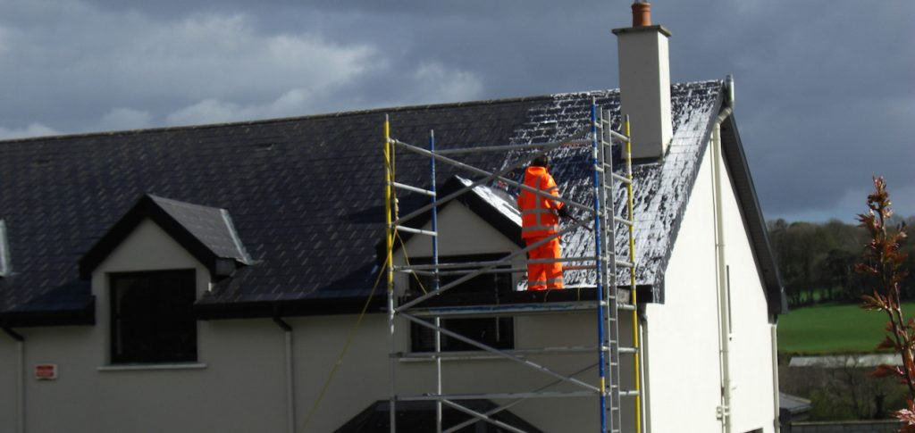 Roof Cleaning in Kerry